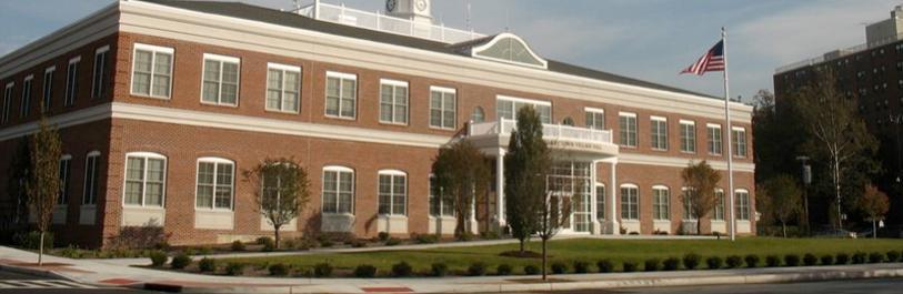 Photo of Village Hall building